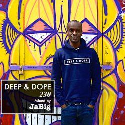 Upbeat Piano House Music DJ Mix by JaBig - DEEP & DOPE 230