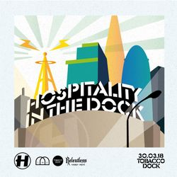 Hospital Records Dockcast 2018 with London Elektricity
