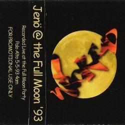 jeno Live @ Full Moon, Palo Alto. 5-5-93 side.b