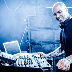Chris Liebing  @ Hr-xxl Nightgroove, 1999.