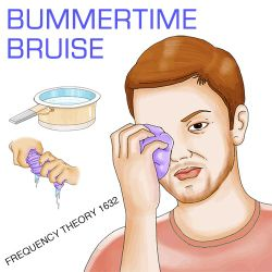 """Frequency Theory 1632  """"Bummertime Bruise"""""""