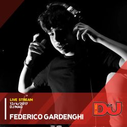 12-year-old Federico Gardenghi Live from DJ Mag 13/4/2017