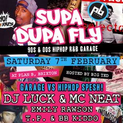 Supa Dupa Fly Garage vs Hiphop by DJ T.P