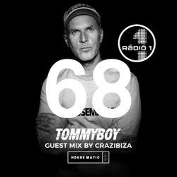 Tommyboy Housematic on Radio 1 (2019-10-12) R1HM68