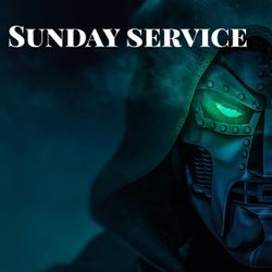 "Sunday Service "" Green Eyed Doom "" O13B"