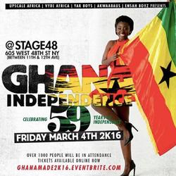 Ghana Made 2K16 Offical Mix