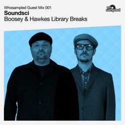 WhoSampled Guest Mix #001: Soundsci play Boosey & Hawkes Library Breaks