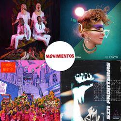 Movimientos: SOAS Radio Oct 19