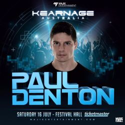 Paul Denton Live @ Kearnage Melbourne
