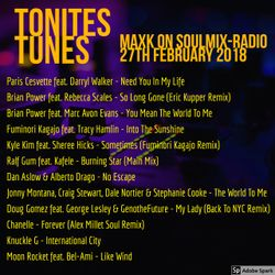 The MaxK-Show on Soulmix - 27/02/2018