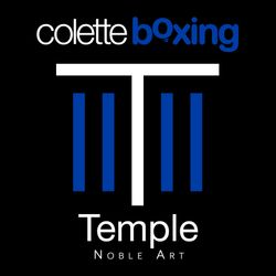 colette boxing 1st round au Temple-Noble Art