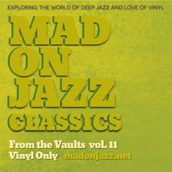 MADONJAZZ CLASSICS: From the Vaults vol 11