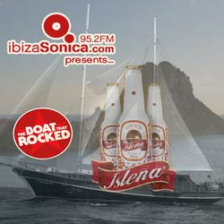 Part II / Andy Wilson / The boat that rocked powered by Isleña / 17.08.2012 / Ibiza Sonica