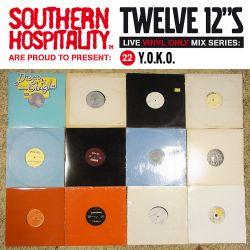 Twelve 12's Live Vinyl Mix: 22 - Y.O.K.O.