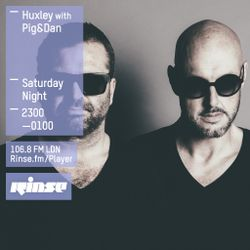 Rinse FM Show w/ Pig&Dan 19th March 2016