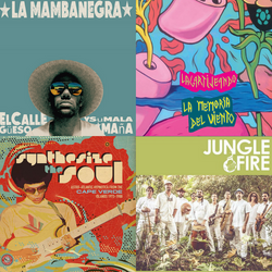 Movimientos SOAS Radio 15/2/17 w/ new Ondatropica, La Mambanegra, Chancha via Circuito, Carimbombo