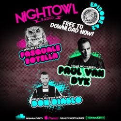 Night Owl Radio 042 ft. Paul van Dyk and Don Diablo