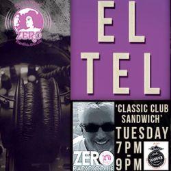 EL TELS CLASSIC CLUB SANDWICH - 8 / 1 / 19