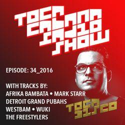 TOCACABANA RADIO SHOW 34_2016