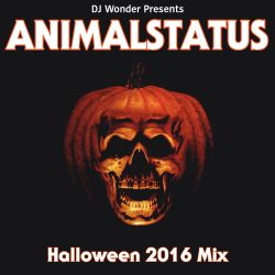 DJ Wonder - AnimalStatus Episode 156 - Halloween Edition