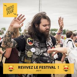 Revivez le festival : #SamediJour4 ; émission du 22 juillet 2017