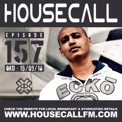 Housecall EP#157 (15/09/16)