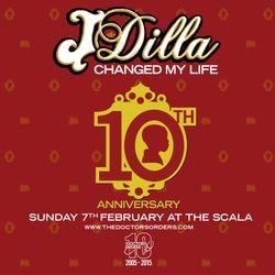 J Dilla - Remixes & Rarities - Mixed by @SpinDoctorUK