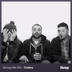Discogs Mix 53- Cratery