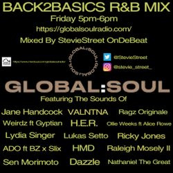 B2B Hot R&B Mix 2020 Fresh by Stevie Street Exclusive to Global Soul