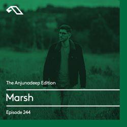 The Anjunadeep Edition 244 with Marsh