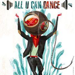 Da Vince & Orel1 @ All U Can Dance, Djoon, Friday June 21st, 2013