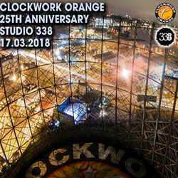 Tall Paul - Clockwork Orange @ Studio 338  (March) 2018