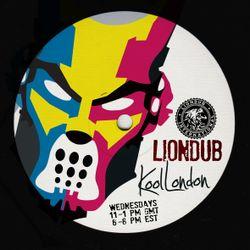 LIONDUB - 03.21.18 - KOOLLONDON [JUNGLE DRUM & BASS PRESSURE]