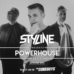 Power House Radio #9 (The Cube Guys Guestmix)