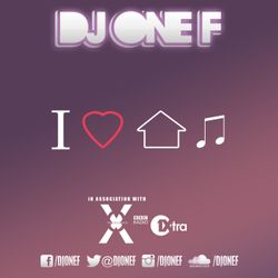 DJ OneF: Vocal House (Recorded Live @ XO Thursdays)