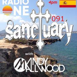 Sanctuary Show 091 ~ Ibiza Radio 1 ~ 20/01/19
