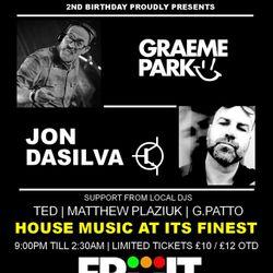 This Is Graeme Park: Curiosity @ Früit Hull 26FEB16 Live DJ Set