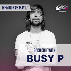 Coco Cole w/ Busy P