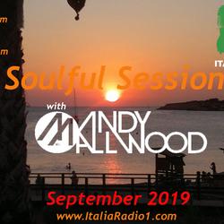 Soulful Sessions ~ September 2019