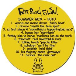 Fatboy Slim - Summer 2010 Mixtape