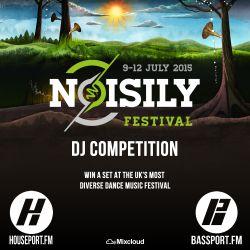 Noisily Festival 2015 DJ Competition – Mudstompin Munkee