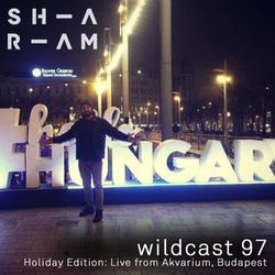 Wildcast 97 - Holiday Edition: Live from Akvarium, Budapest