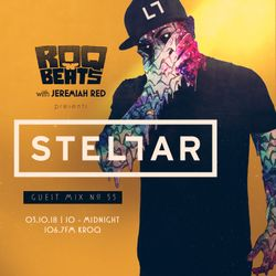 ROQ N BEATS with JEREMIAH RED 3.10.18 - GUEST MIX: STELLAR