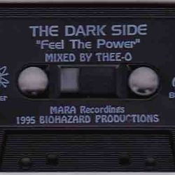 Thee-O - The Dark Side (Feel The Power) Anger  1995