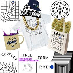 Dome of Doom – dublab Takeover Round 4 (03.30.18)
