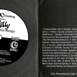 Gusto Clothing Presents DJ Philly - The Digital Crates Mix Vol 1.