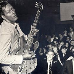 Chuck Berry On The Rocks: Vol. II – A Mixtape