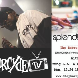 SPLENDIDRADIO WITH YUNG LA AND DC SCROGER