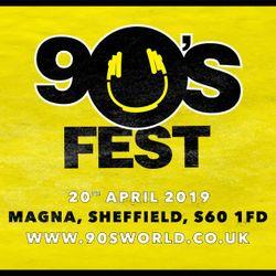 This Is Graeme Park: 90s Fest @ Magna Sheffield 20APR19 Live DJ Set