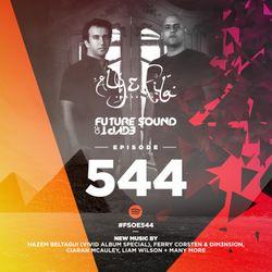 Future Sound of Egypt 544 with Aly & Fila (Vivid Album Special)